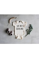 The Oyster's Pearl The Oyster's Pearl|Oh My Darling Onesie