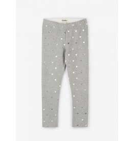 Hatley Metallic Hearts Leggings