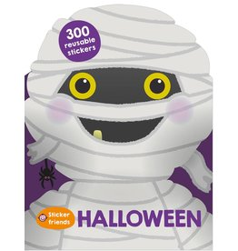 Sticker Friends: Halloween