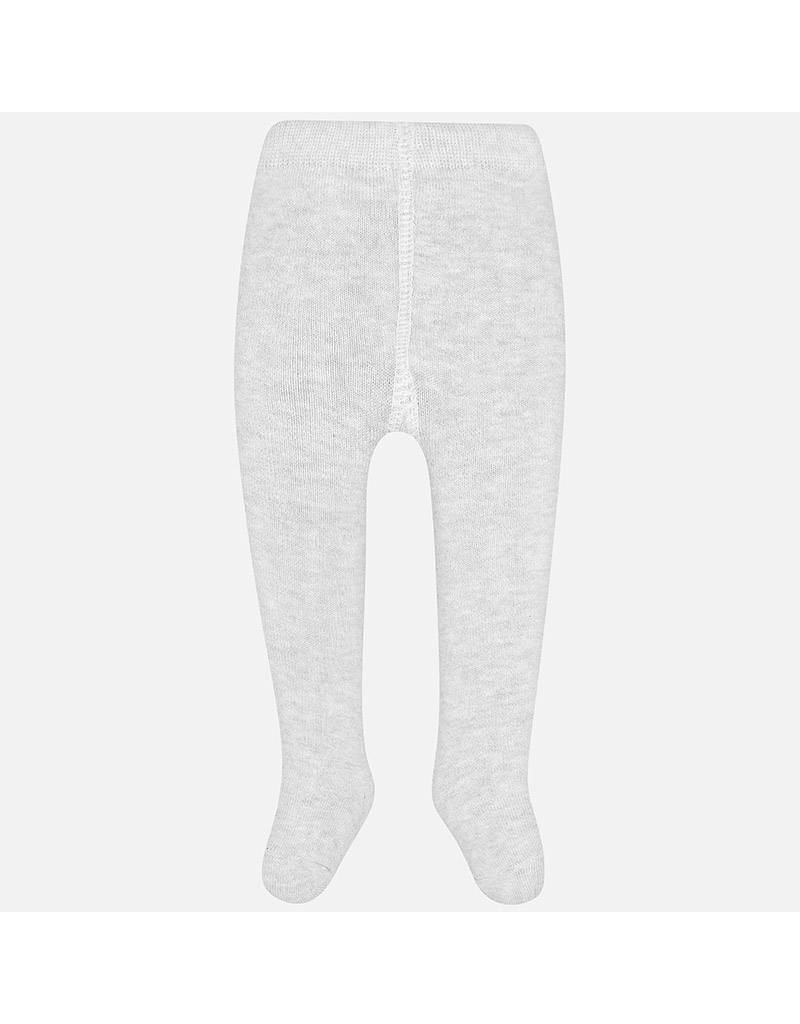 Mayoral Opaque Heathered Baby Tights