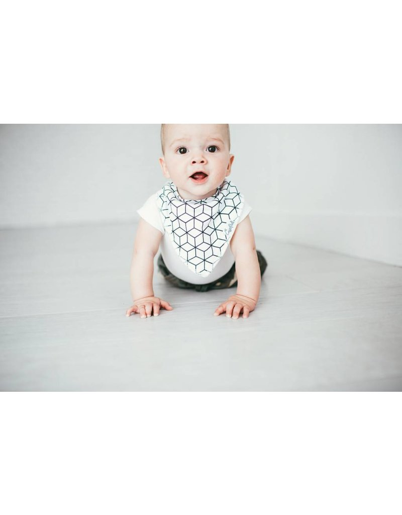 Copper Pearl Copper Pearl | 4-Pack Bandana Bib Set Wild