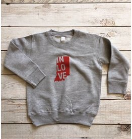 Sunday Afternoon Housewife | IN Love Fleece Pullover