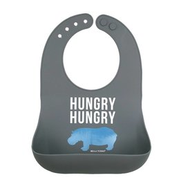 Bella Tunno Wonder Bib | Hungry Hungry Hippo