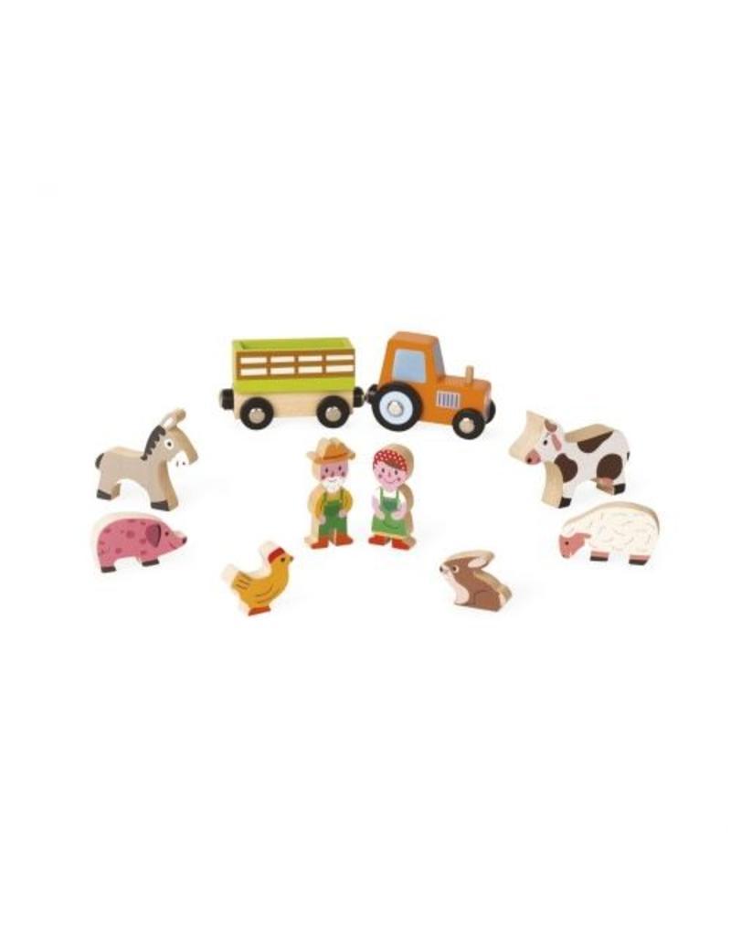 Janod Janod Mini Story | Farm