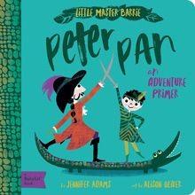 Gibbs Smith BabyLit   Peter Pan