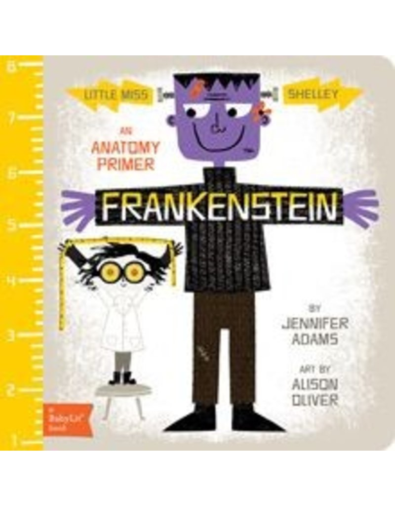 Gibbs Smith BabyLit | Frankenstein