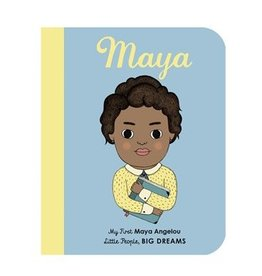 Quarto Little People, Big Dreams | My First Maya Angelou Book