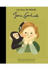 Quarto Little People, Big Dreams | Jane Goodall