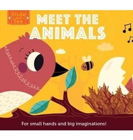 Quarto Slide and See | Meet the Animals