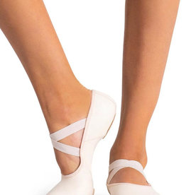 CAPEZIO LEATHER HANAMI