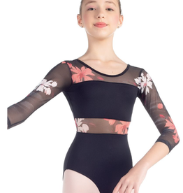 SODANCA BLACK CHERRY LEO