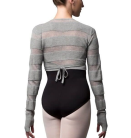 BLOCH KNIT WRAP TOP