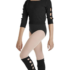 BLOCH BOW LEG WARMERS