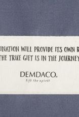 DEMDACO JOURNEY BACKPACK