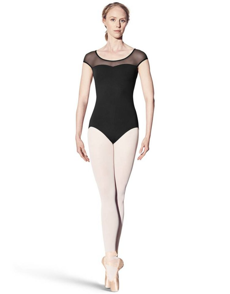 BLOCH FINE FLOCK CAP SLEEVE