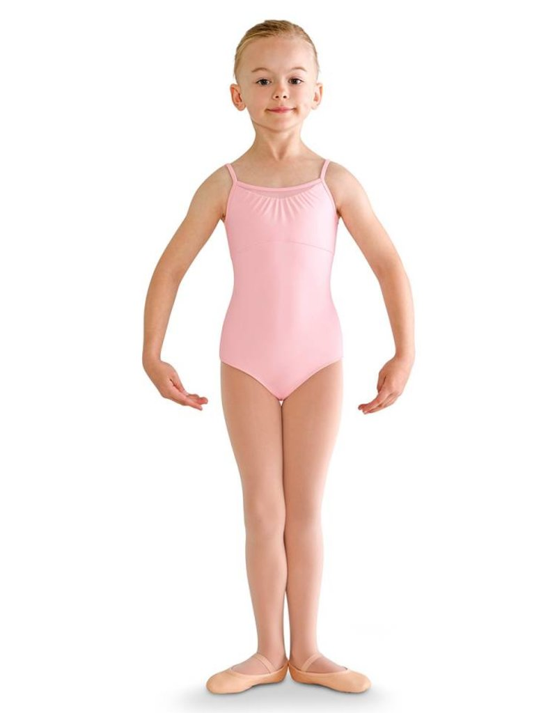 BLOCH FINE FLOCK YOKE LEOTARD