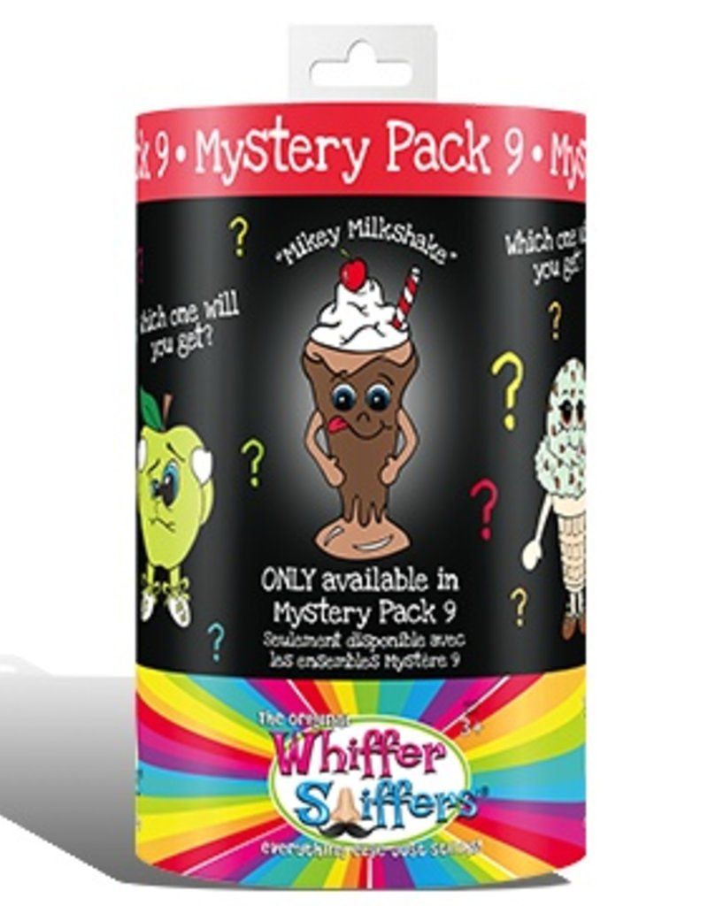 WHIFFER SNIFFERS MYSTERY PACK 9