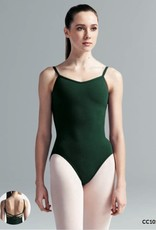 V-NECK CAMI LEOTARD
