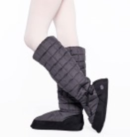 RUSSIAN POINT QUILTED TALL BOOTIES