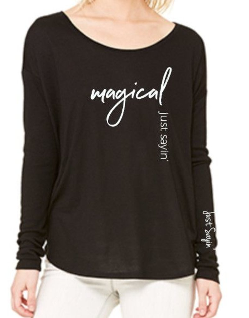 MAGICAL LONG SLEEVE