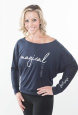 MAGICAL OFF THE SHOULDER