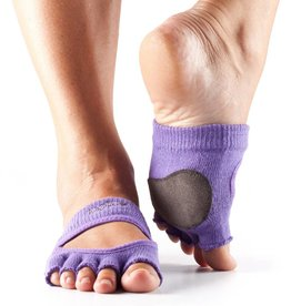RELEVE H/T TOE SOX