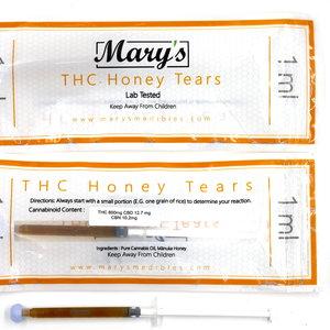 Mary's THC Honey Tears - 1mL