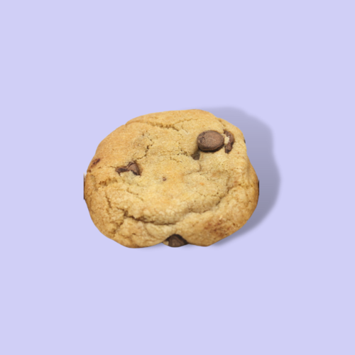 Chocolate Chip Cookie 400mg THC Delta9