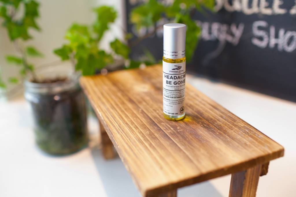 Headache-be-Gone Aromatherapy Roll-on