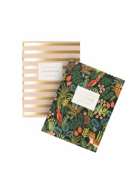 Jungle Pocket Notebooks