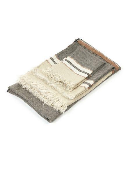 Libeco Belgian Fouta Towel-3