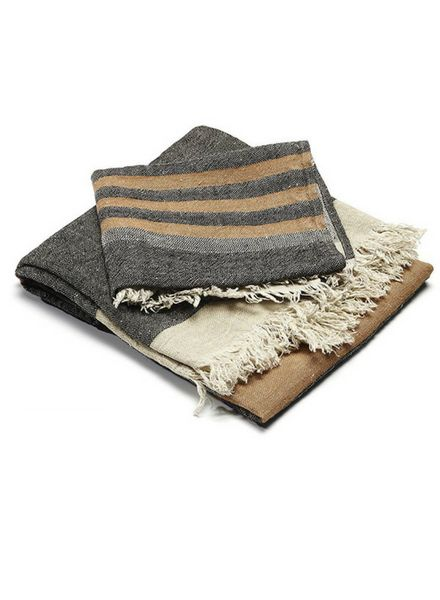 Libeco Belgian Fouta Towel-4