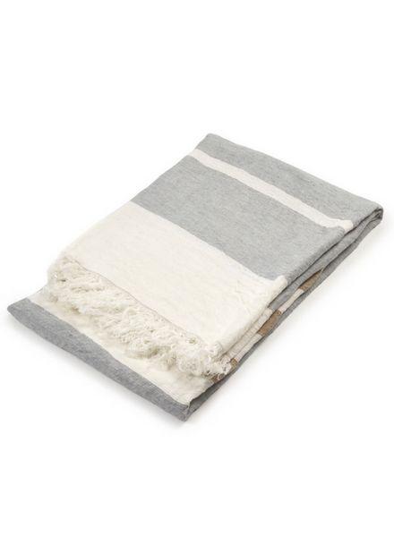 Libeco Belgian Fouta Towel-5