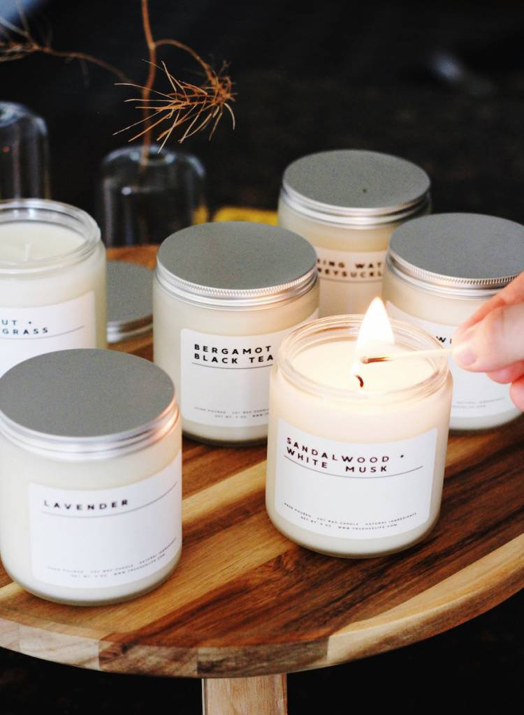 True Hue Signature Candle Collection-2