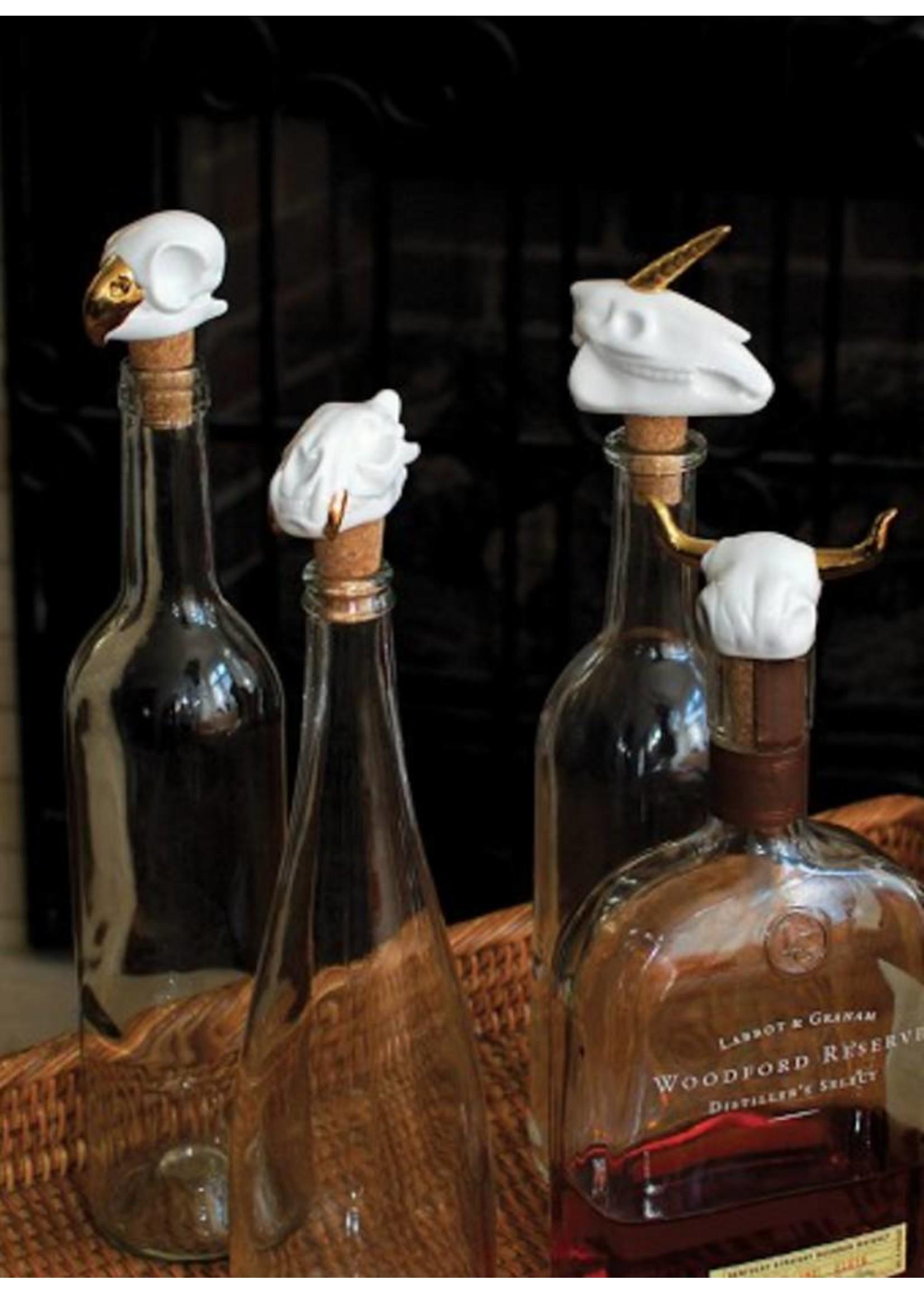 Imm Living Skull Wine Stoppers