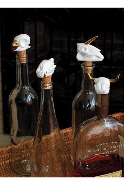 Skull Wine Stoppers