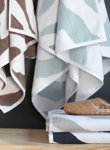 Matouk Fossey Bath Towels