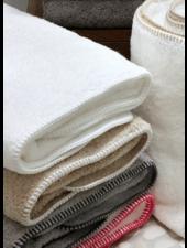 Matouk Whipstitch Bath Towels
