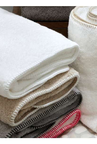 Whipstitch Bath Towels