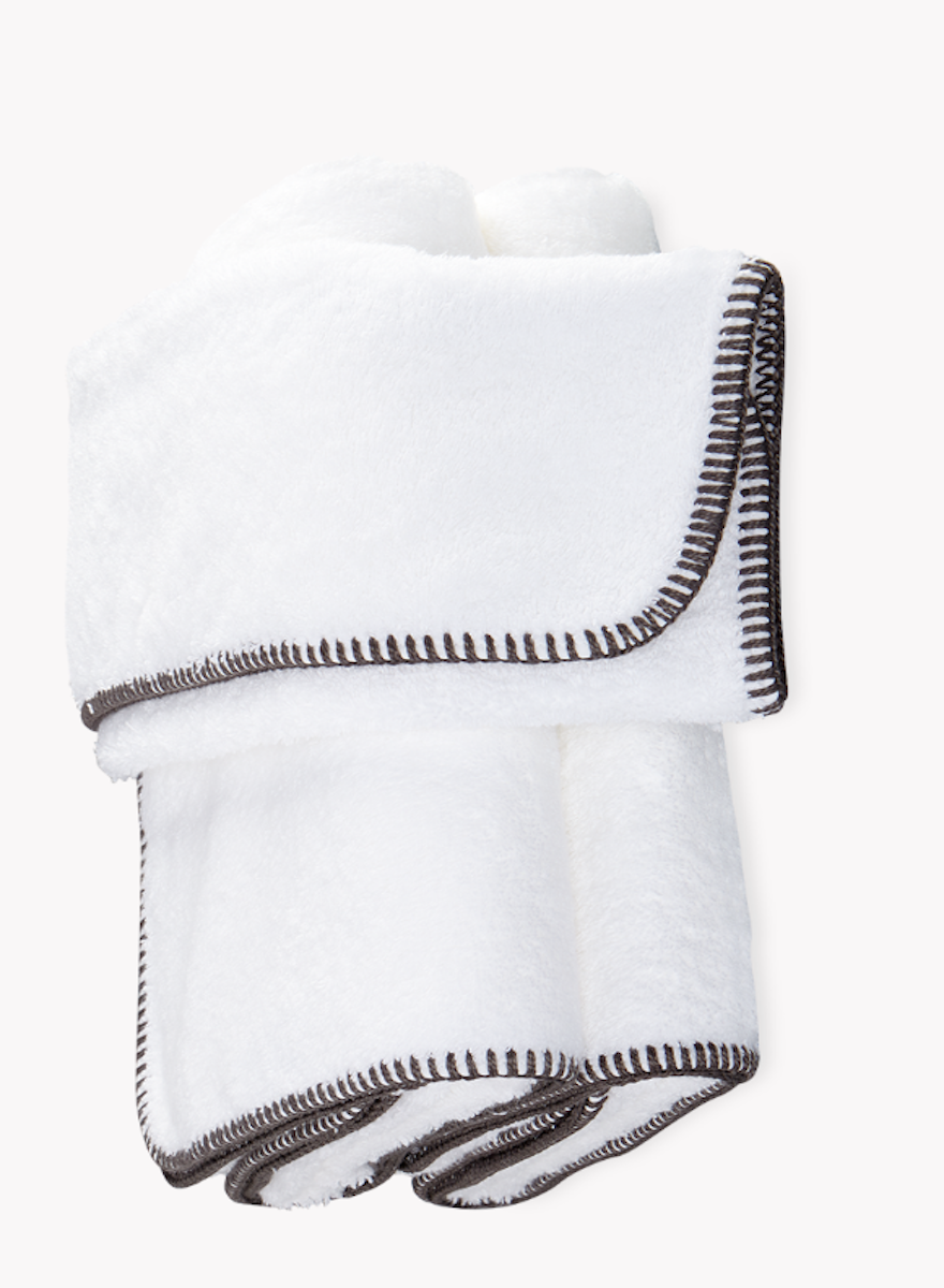 Matouk Whipstitch Bath Towels-1