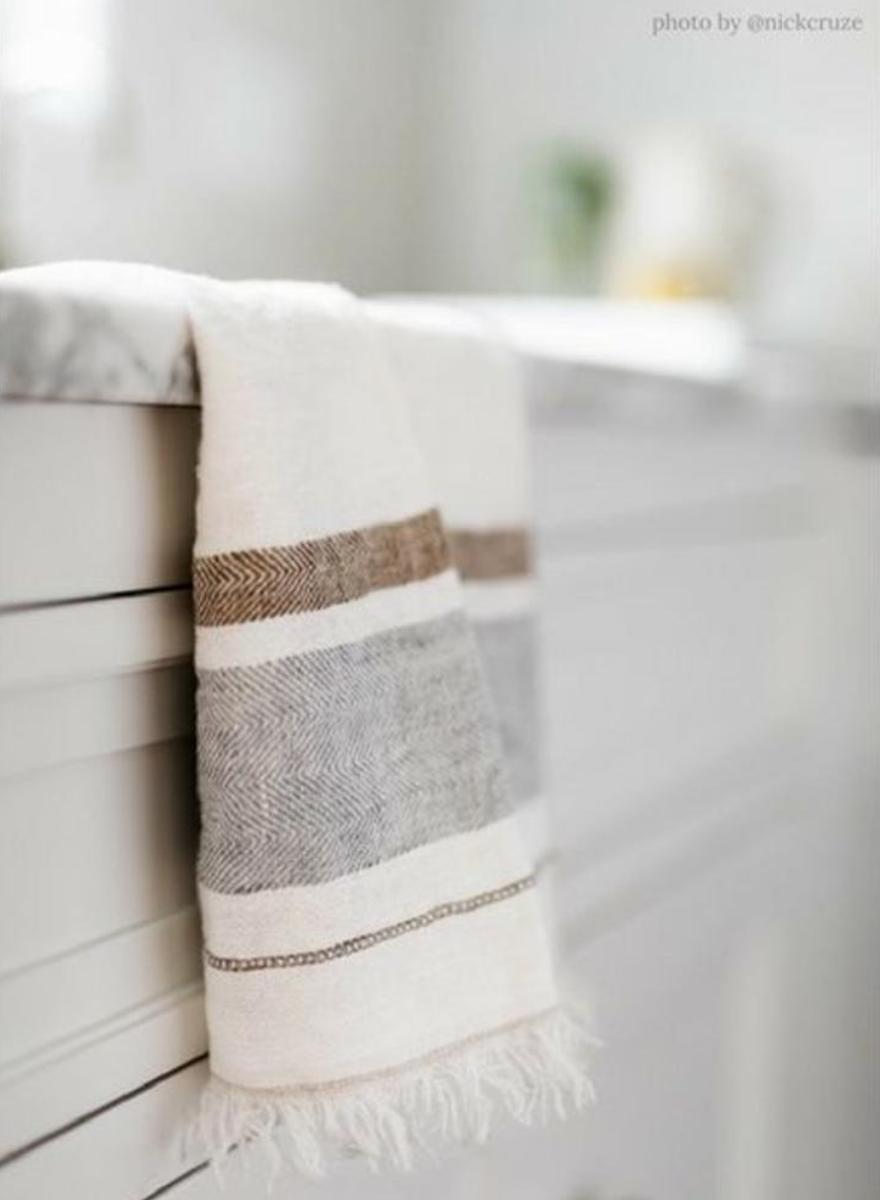 Libeco Belgian Fouta Towel-7