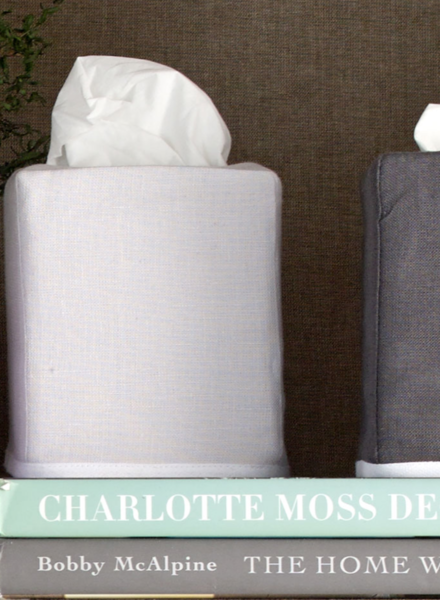 Matouk Chelsea Tissue Box Cover