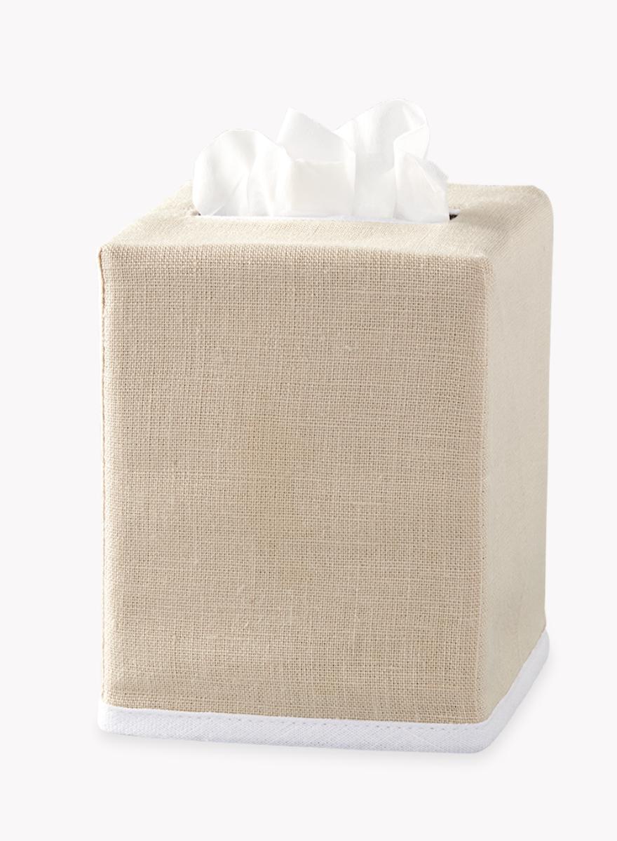 Matouk Chelsea Tissue Box Cover-3