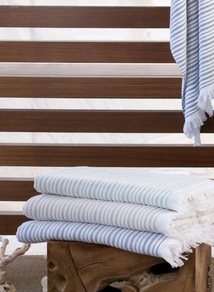 Matouk Aveiro Beach Towel