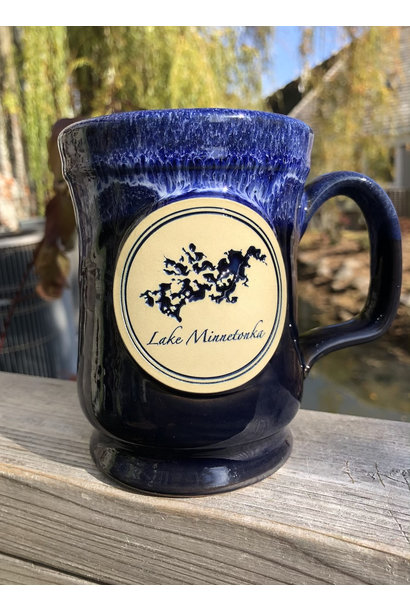 Deneen Pottery Lake Minnetonka Mug