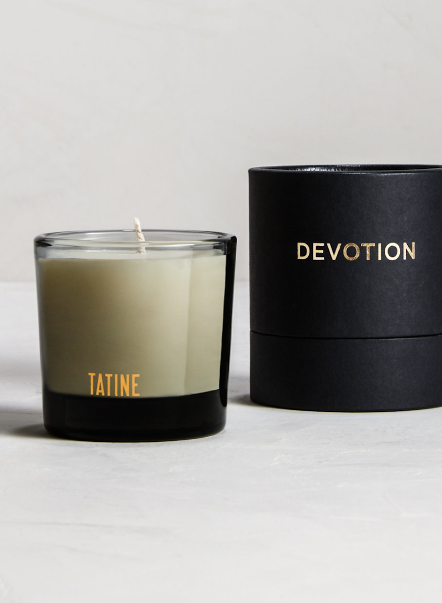 Tatine Dark, Wild + Deep Candle-3