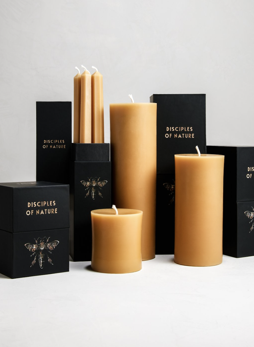 Tatine Beeswax Candles-1