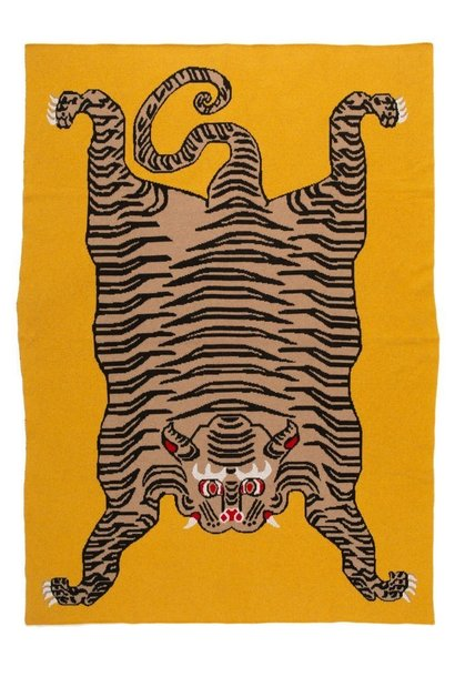 Cashmere Tiger
