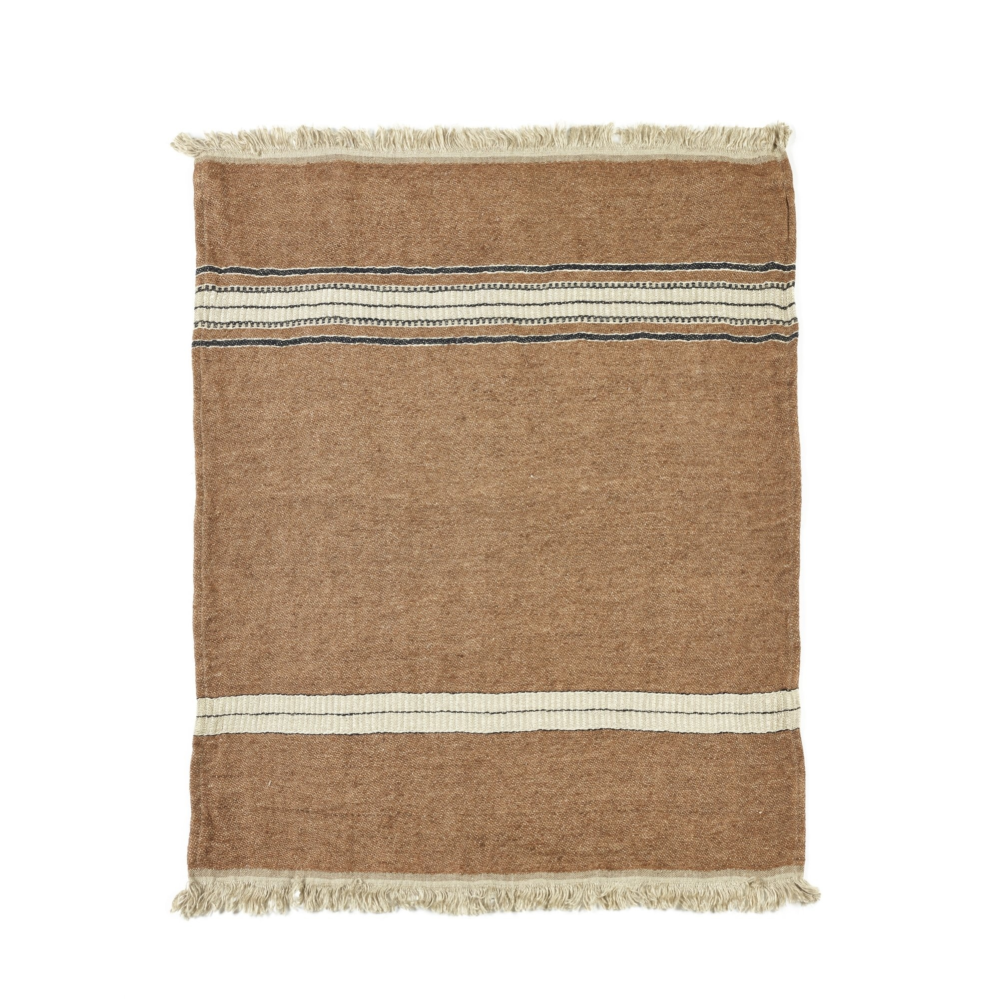 Libeco Belgian Fouta Towel-10