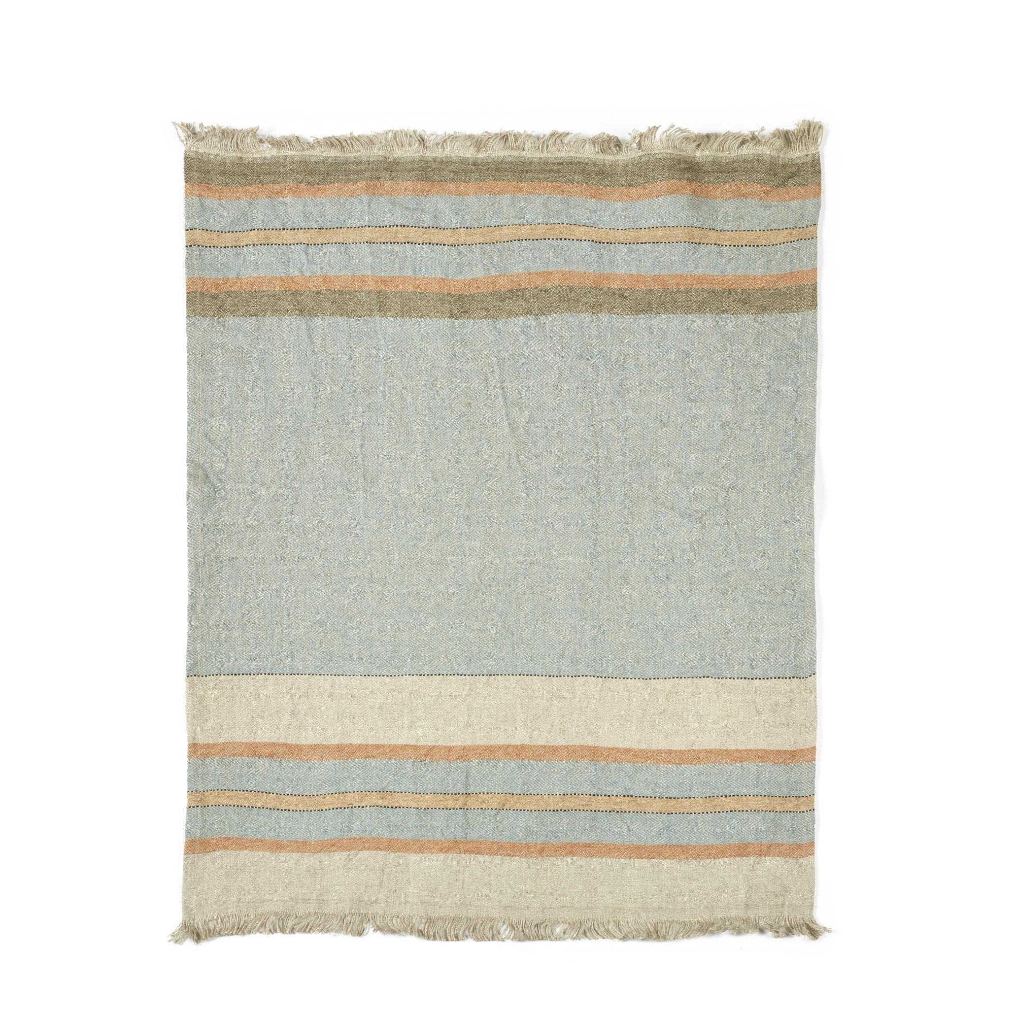 Libeco Belgian Fouta Towel-11